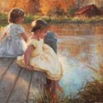 "Quiet Autumn - 24"" x 36"" - Oil - Trent Gudmundsen"