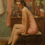 Bryce Cameron Liston - Reminiscence - Oil - 24 x 18