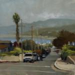 "Monterey View - 12"" x 12"" - Oil - Jason Sacran"