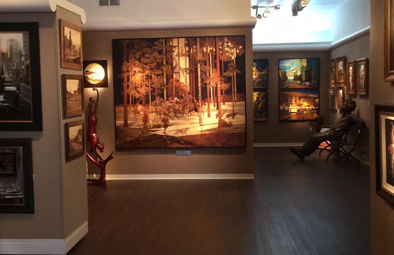 Art Gallery In Carmel Ca Paintings For Sale