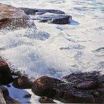 "Morning Getaway - 47"" x 79"" - Oil on Canvas - Marc Esteve"