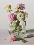 "Spring Bouquet - 24"" x 18"" - Oil in Canvas - Jesus Navarro"