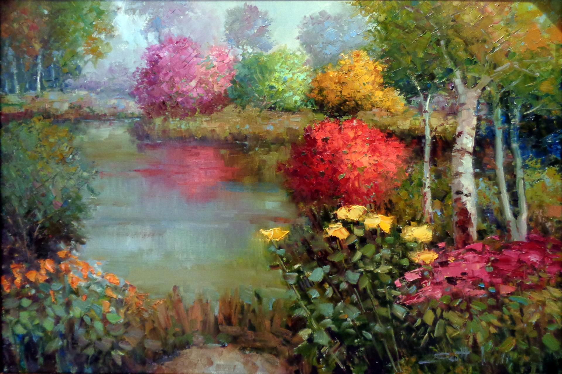 Monterey Bay University >> Artist Scott Wallis Prints, Paintings, Fine Artwork for
