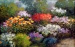 "Nature's Pattern - 24"" x 36"" - Oil on Canvas - Scott Wallis"