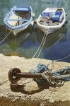 "Docked Boats - 24"" x 16"" - Oil on Canvas - Iban Navarro"