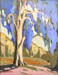 "Colorful Eucalyptus - 16"" x 20"" - Acrylic - Jack Cassinetto"