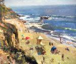 "Sunny Heisler - 20"" x 24"" - Oil on Canvas - Jason Sacran"