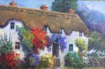 "Glorious Cottage - 24"" x 36"" - Scott Wallis"