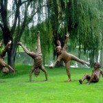 Gary Lee Price sculptures