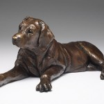 "Who Me? | 27"" x 12"" x 8"" 