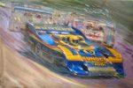 "Donahue 917.30 - 24"" x 36"" - Oil on Canvas - Motta"