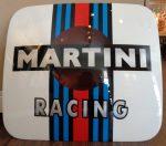 """Porsche Martini - 28"""" x 31"""" - Robert Strand"""
