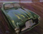 """Larrys Love - 16"""" x 20"""" - Oil on Canvas - William Motta"""