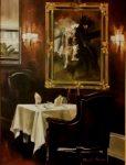 """Remembering Degas - 24"""" x 18"""" - Oil on Canvas - Thalia Stratton"""