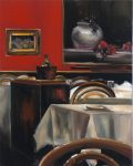 """Della Stella III - 20"""" x 16"""" - Oil on Canvas - Thalia Stratton"""
