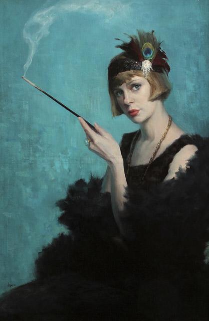 artist leah lopez paintings for sale  biography  prints