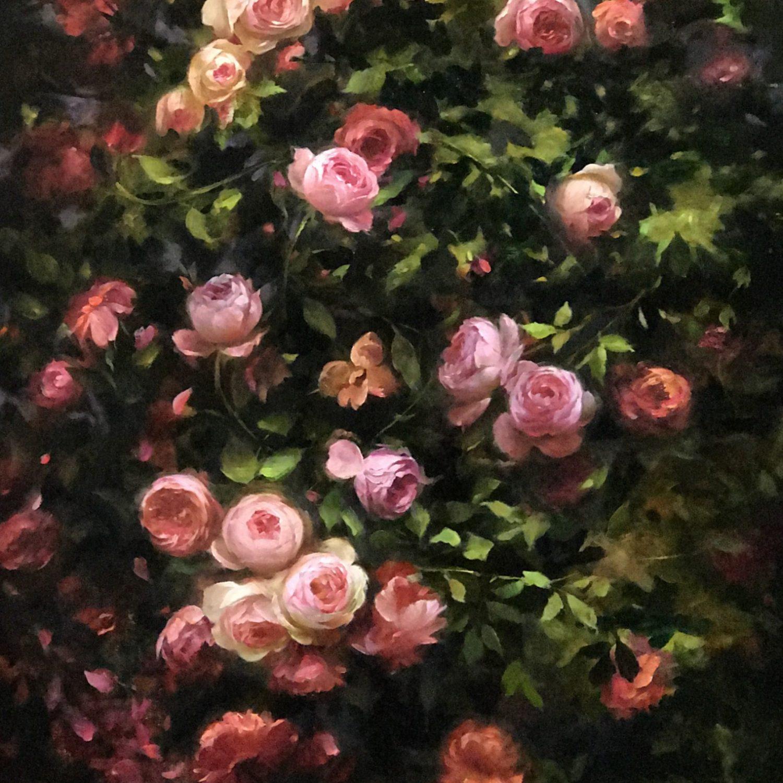 """Rose Symphony - 30"""" x 26"""" - Regina Lyubovnaya"""