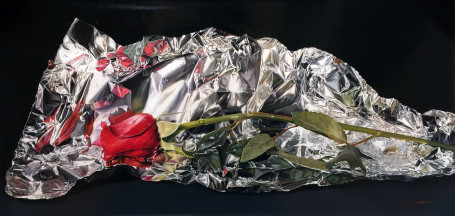 "The Final Rose - 12"" x 24"" - Jesus Navarro"