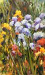 "Springtime - 40"" x 24"" - Scott Wallis"