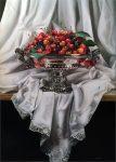 Grand Cherries | 24″ x 16″ | Jesus Navarro