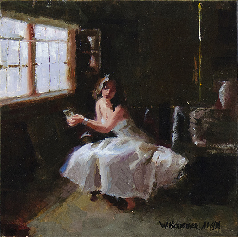 "Baby Its Cold Outside | 12"" x 12"" 