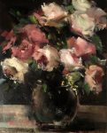 "Evening Bouquet I | 12"" x 9"" | Thalia Stratton"