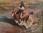 "Going Home | 16"" x 20"" 