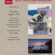 AFAS Automotive Fine Art Show in Carmel Magazine