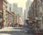 "Nob Hill | 24"" x 30"" | Richard Boyer"