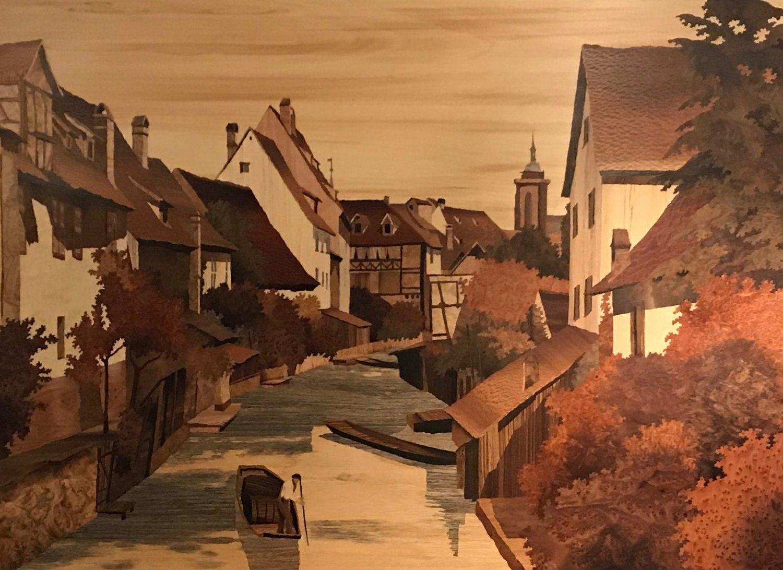 "Colmar Petite-Venise | 24"" x 42"" | Jean Charles Spindler"
