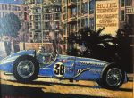 Louis Chiron Grand Prix 1948 Monaco | Barry Rowe