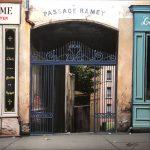 """Passage Ramey   15"""" x 15'   Thomas Pradzynski"""