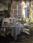 "Lunch in Provence III   20"" x 16""   Thalia Stratton"