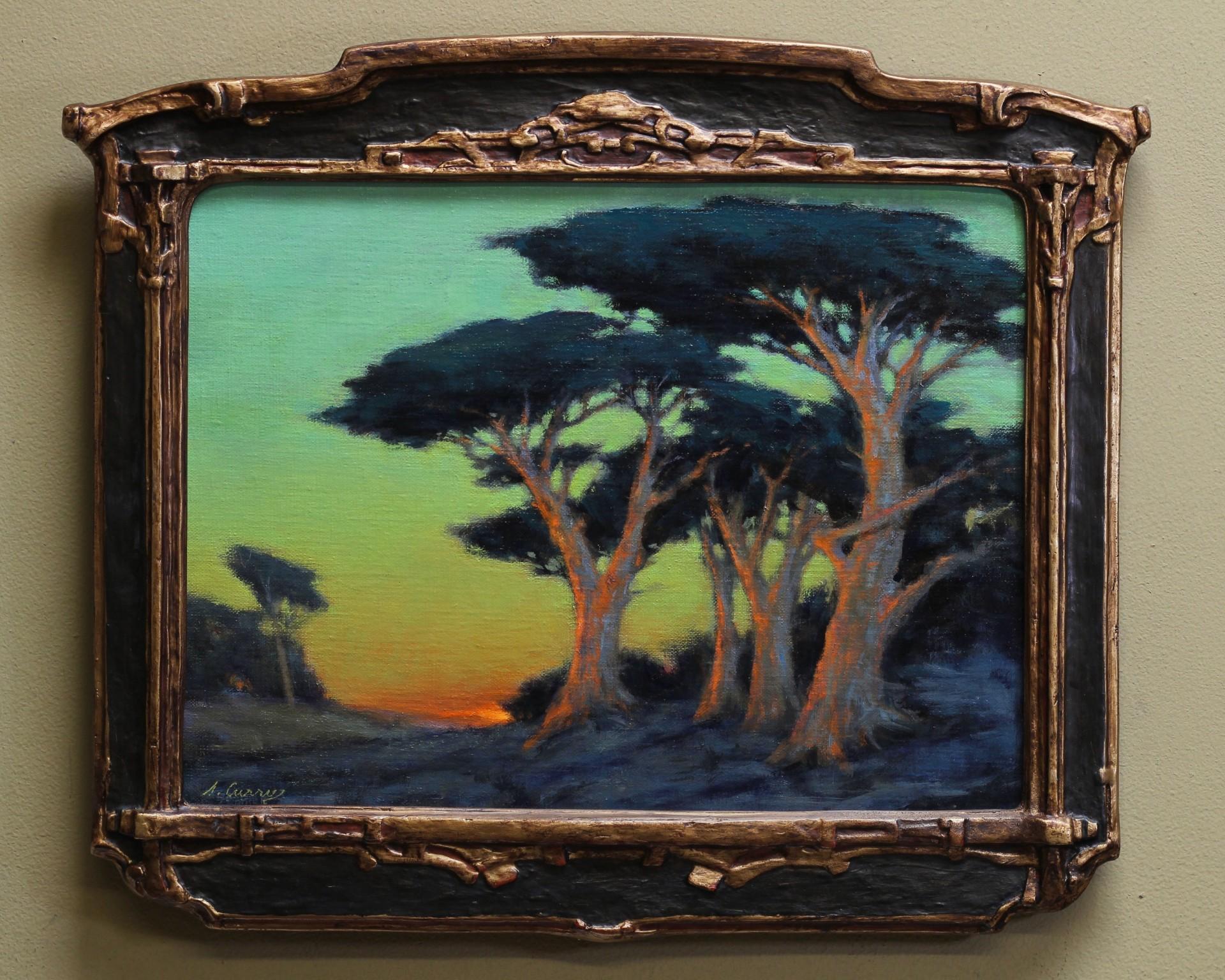 Steven Curry | Emerald Eve | 12 x 16 | Oil