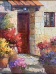 "Awaiting your Return | 20"" x 15"" 