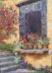 "Hidden Stairway | 24"" x 18"" | Scott Wallis"