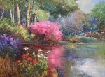 "Perfect Garden | 30"" x 40"" 