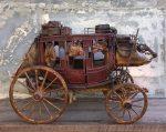 "Stagecoach | 30' 18"" x 26"" x 12"" | Thomas Tankerlsey"