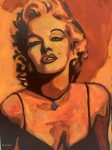 "Marilyn | 24"" x 18"" 