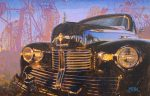 "The Boss's Lincoln | 24""x36"" 