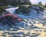 "Dune Blooms | 16"" x 20"" | Terri Ford"