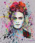 "Frida | 50"" x 40"" | Jay Johansen"
