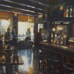 Old Friends | 30″ x 30″ | Richard Boyer