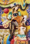 Fair Tale Circus Girl | 70″ x 34″ | Vladimir Muhin -2