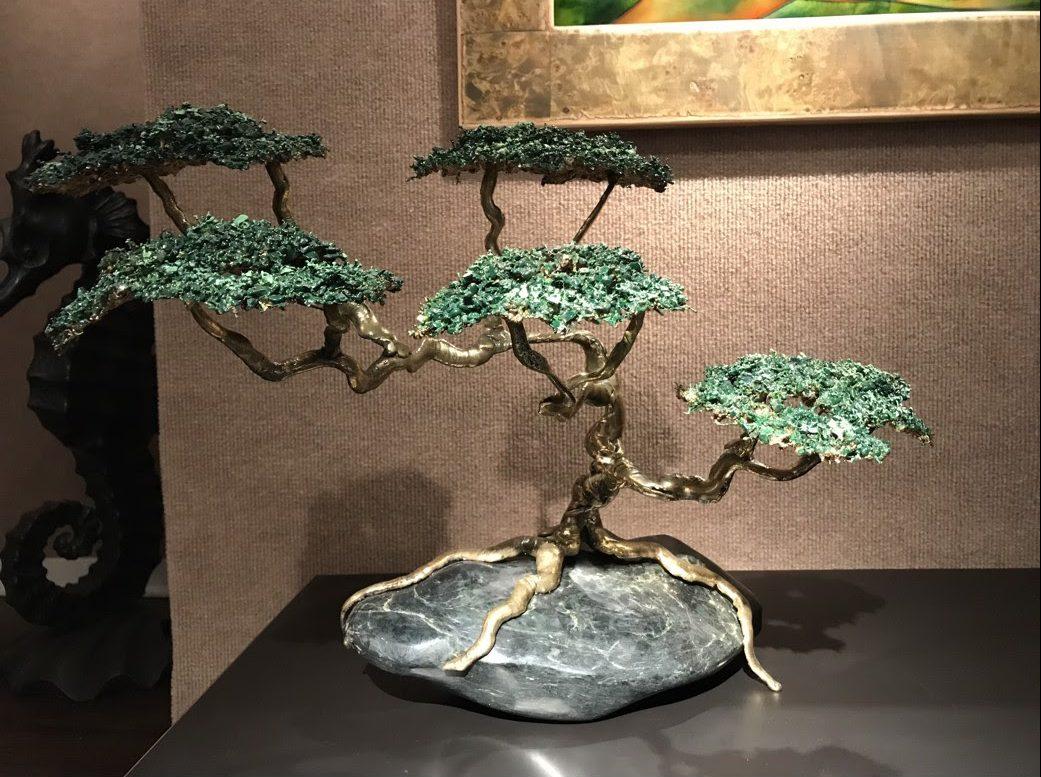 Garcia | Cypress #5 | Bronze Jade