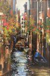 Venice in Sepia | 30″ x 20″ | Thalia Stratton