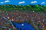 Echo Park | 24″ x 36″ | Ventura