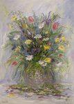 April's Gift | 40″ x 30″ | Dorothy Spangler