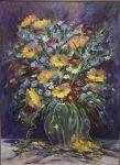 Joyful Inspiration | 47″ x 37″ | Dorothy Spangler