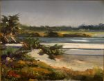 Carmel Beach 1   8″ x 10″   Stratton